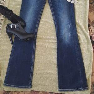 ReRock for Express Jeans - Super Sale****ReRock for Express distressed jeans